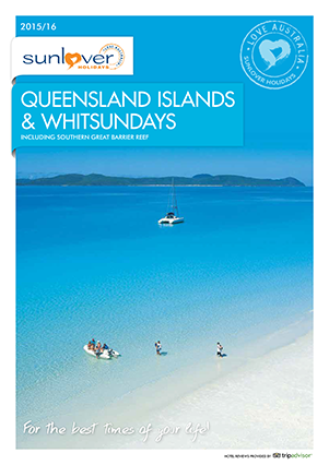 Queensland Islands and Whitsundays