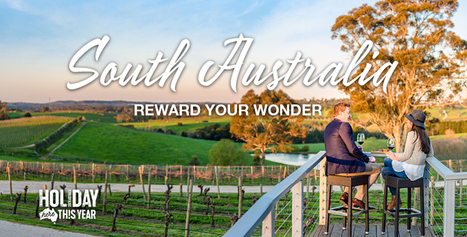 South Australia Reward Your Wonder