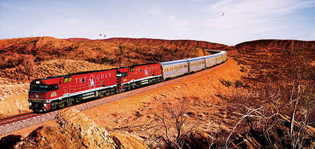 Ultimate Outback Rail Journey