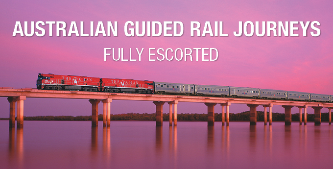 Australia Guided Rail Journeys