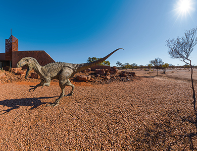 3 Day Winton Dinosaur Discover