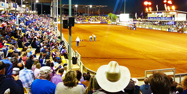 4 Day Mount Isa Rodeo Experience