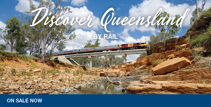 Queensland Rail Campaign