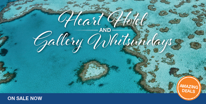 Heart Hotel & Gallery Whitsundays
