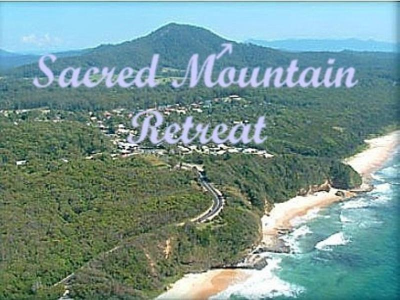 Sacred Mountain Retreat - A Sacred Mountain Retreat
