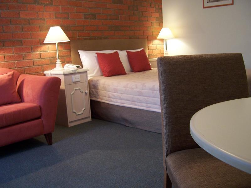 Std Double Room - Bendigo Haymarket Motor Inn