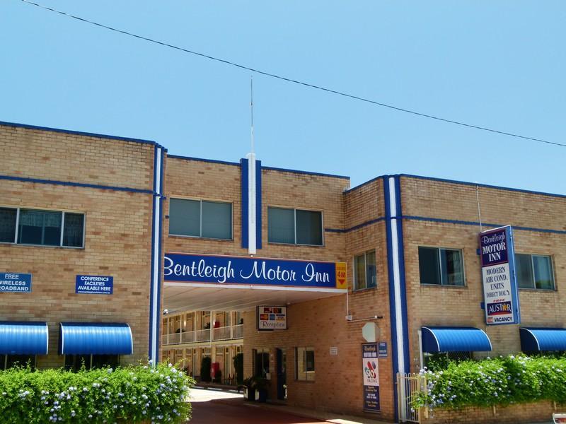Reception - Bentleigh Motor Inn Coffs Harbour