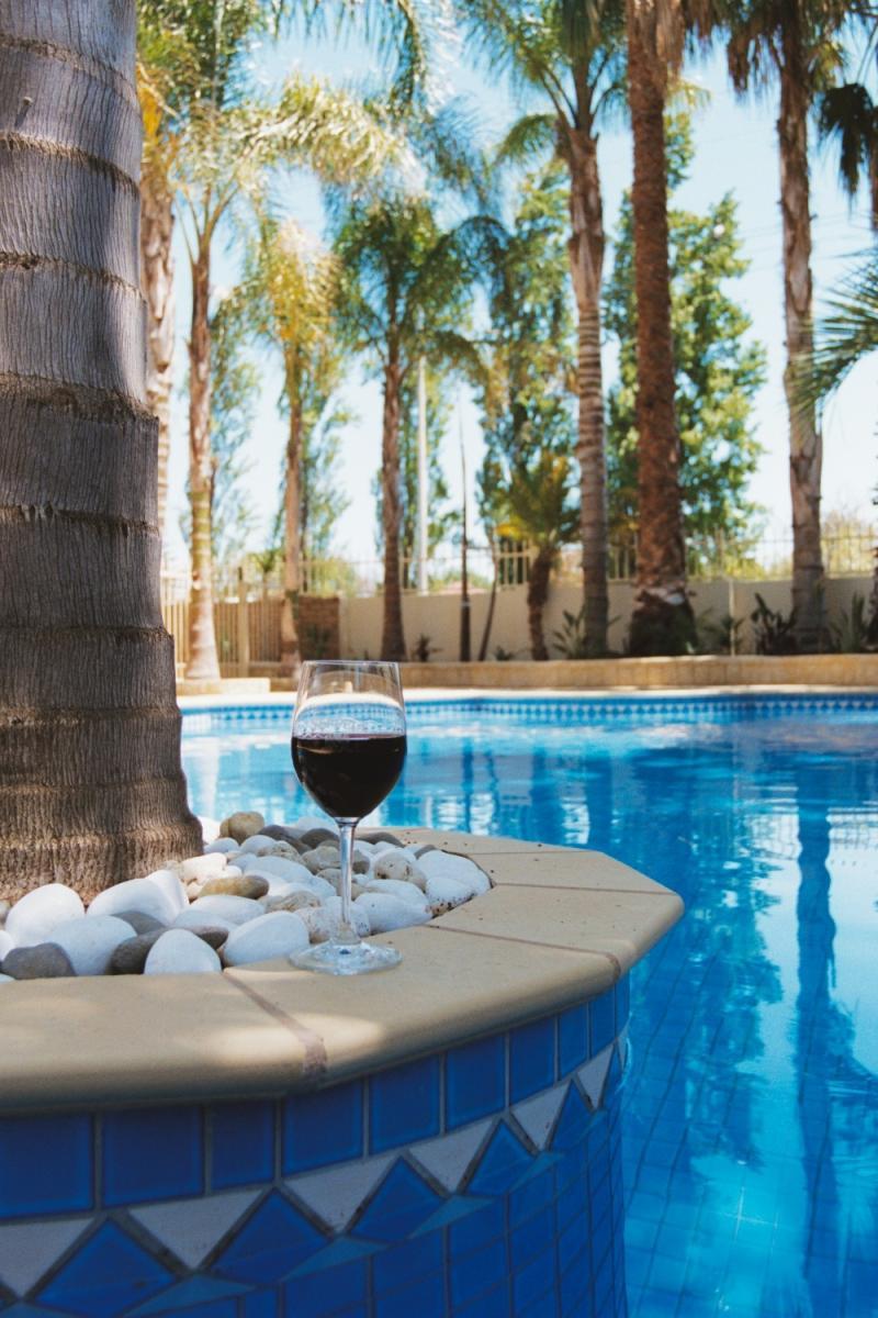 Outdoor Pool - Best Western Chaffey International Motor Inn