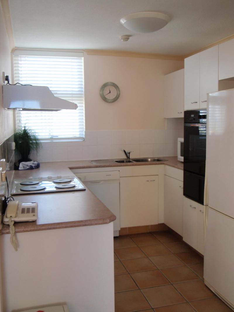 Kitchen - 1BR (indicative only) - Grosvenor Beachfront Apartments