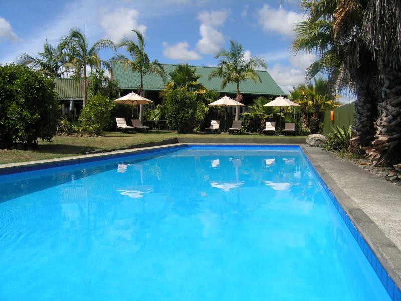 Outdoor Pool - Kerikeri Homestead Motel