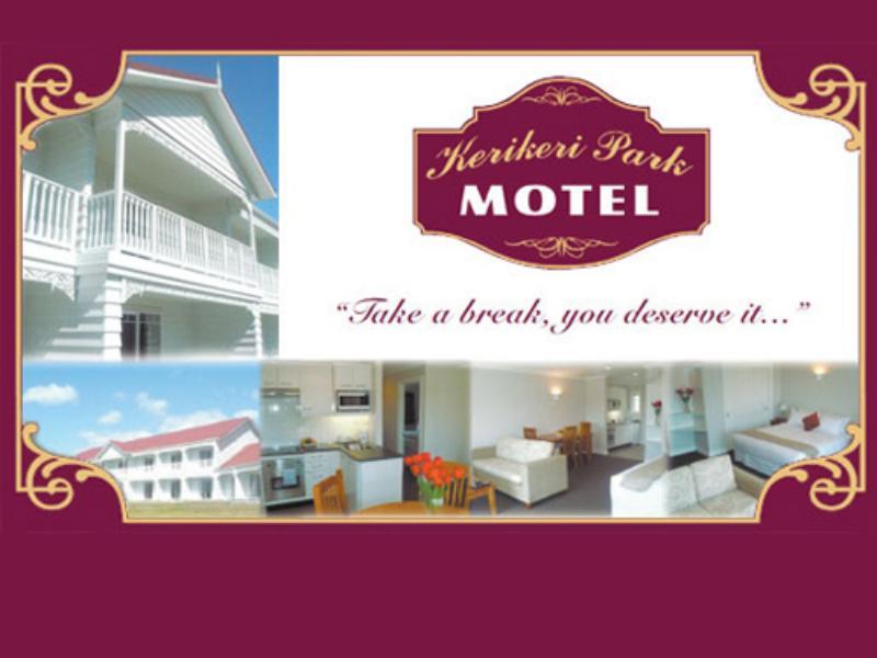 Kerikeri Park Motel - Kerikeri Park Motel