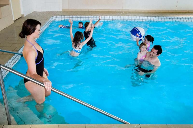 Indoor Heated Pool - Leisure Ville Holiday Centre