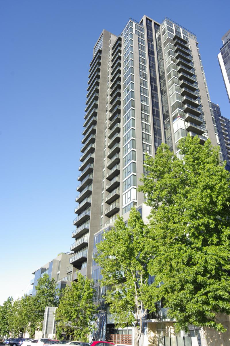 Victoria Tower - Melbourne Shortstay Apartments Power Street