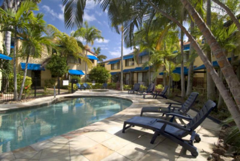 Heated Pool and Spa - Noosa Place Resort