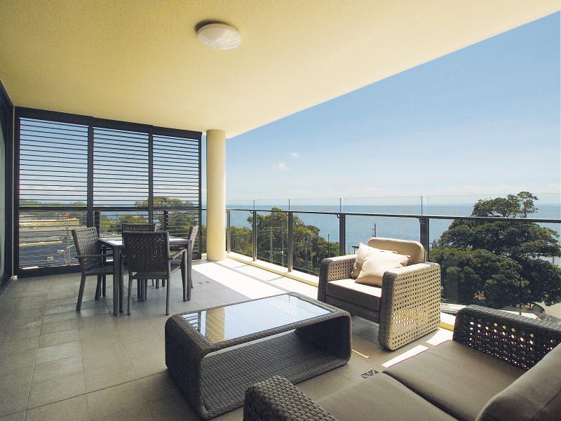 2 Bedroom Balcony - Oaks Mon Komo