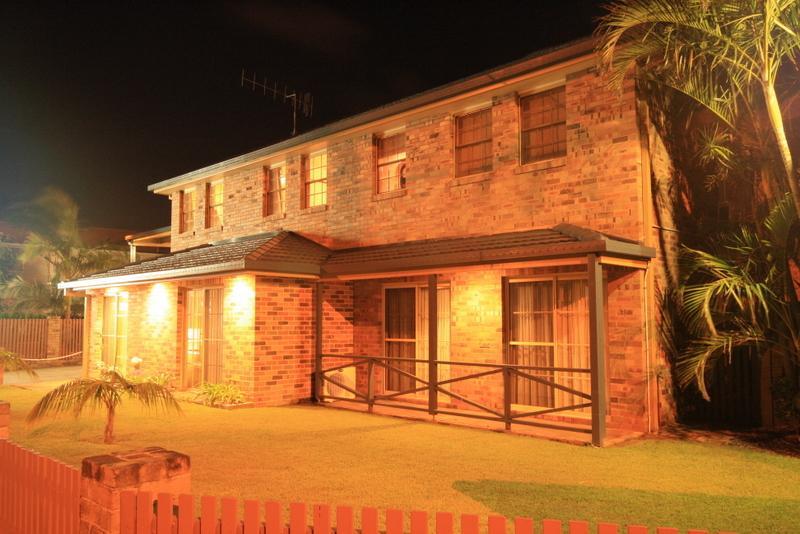 Frontage - Park Beach Resort Motel