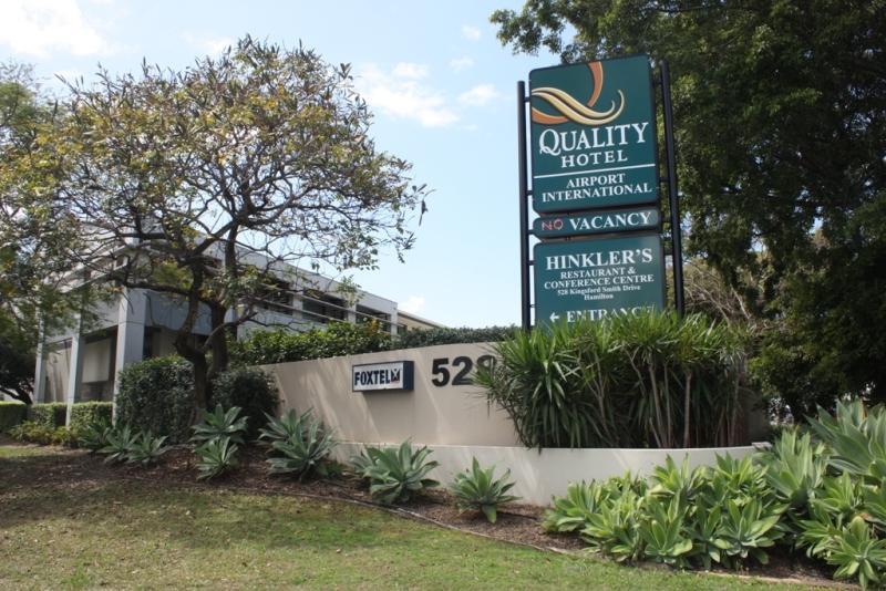 Exterior - Airport International Motel Brisbane