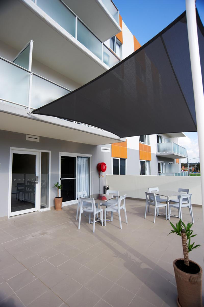 Alfresco Terrace - Quest Campbelltown