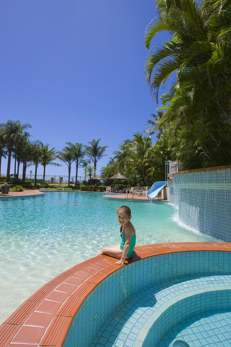 Swimming Pool - Royal Palm Resort