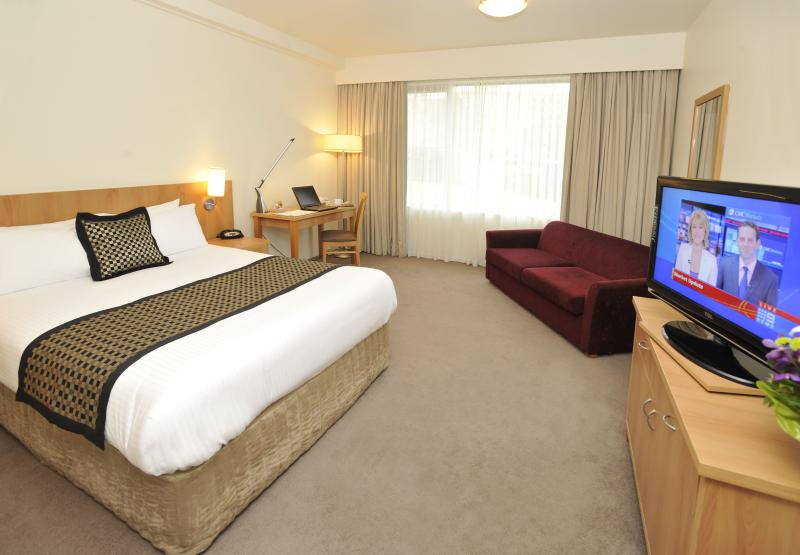 Superior Queen Room - Mercure North Melbourne