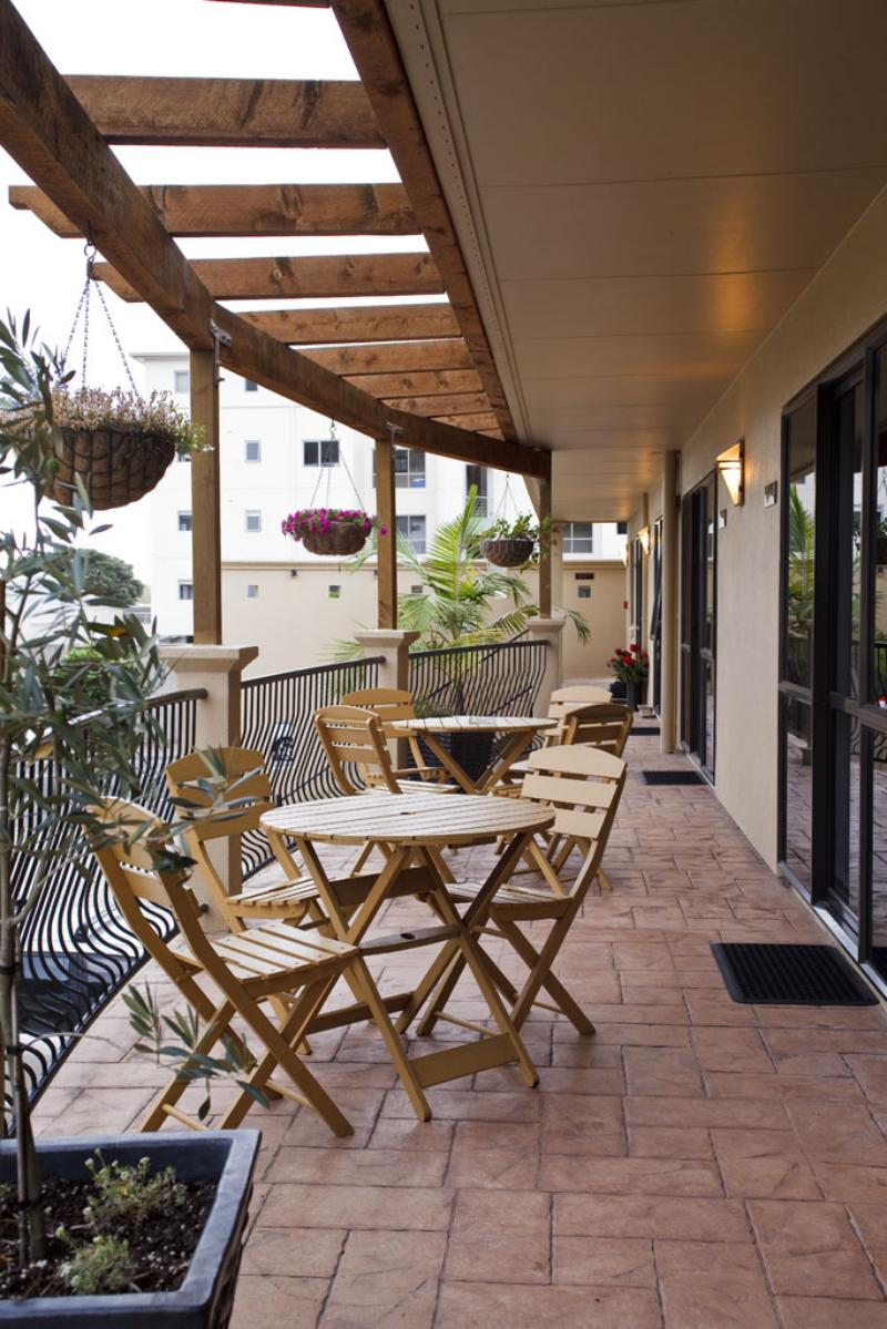 Guest Seating - Tuscany Villas Boutique Hotel