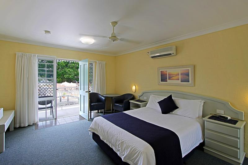 Balcony Double Room - Wollongbar Motel
