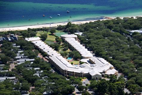 Exterior - Abbey Beach Resort