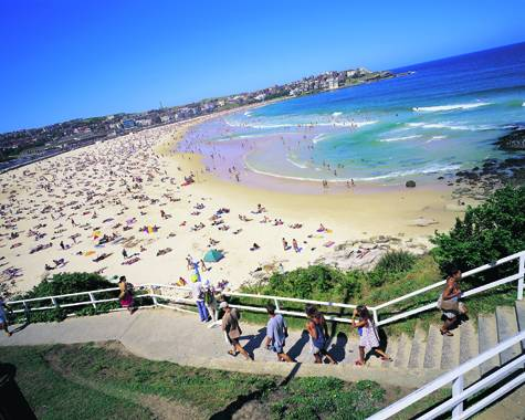 Bondi Beach - Adina Apartment Hotel Bondi Beach, Sydney