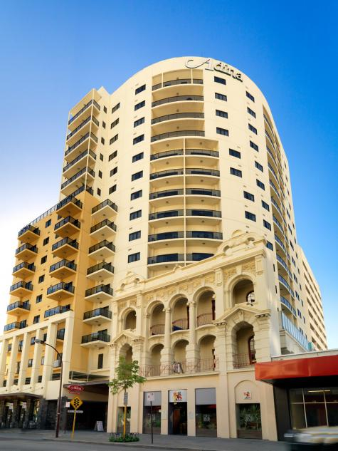 Hotel Exterior - Adina Apartment Hotel Perth, Barrack Plaza
