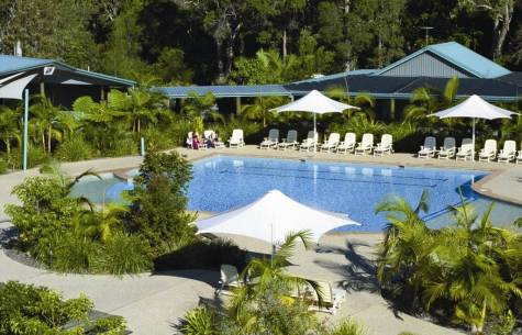 Pool - Angourie Rainforest Resort