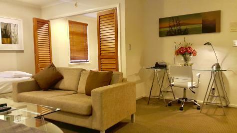 One Bedroom Deluxe - Apollo Hotel Auckland