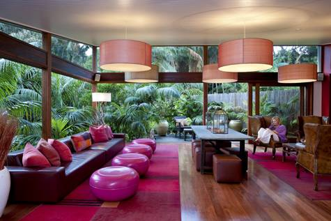 Guest Lounge - Arajilla Retreat