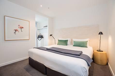 Room - Aria Hotel Apartments Melbourne