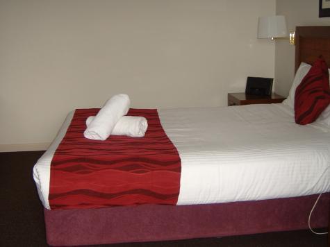 Queen Deluxe - Armidale Pines Motel