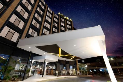 Atura Albury hotel exterior - Atura Albury