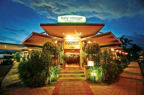 Exterior - Bay Village Tropical Retreat and Apartments