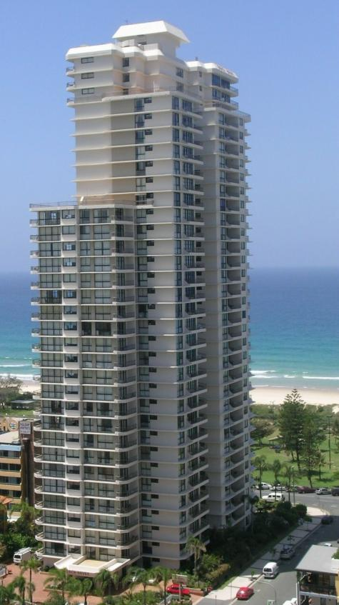Beach Haven Building - Ultiqa Beach Haven Resort