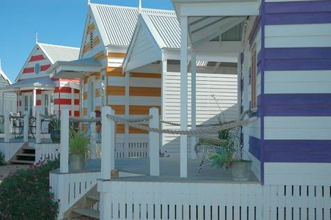 Exterior - Beach Huts Middleton