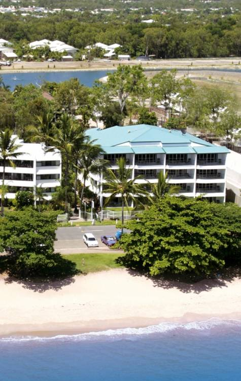 Exterior - Beachfront on Trinity Apartments