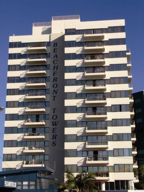 Exterior - Beachfront Towers