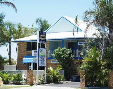 Beachside Motor Inn Hervey Bay - Beachside Motor Inn