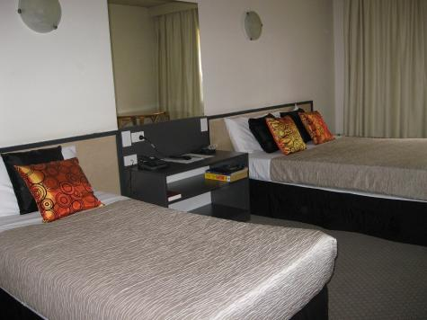 Motel Room - Belconnen Way Motel & Serviced Apartments