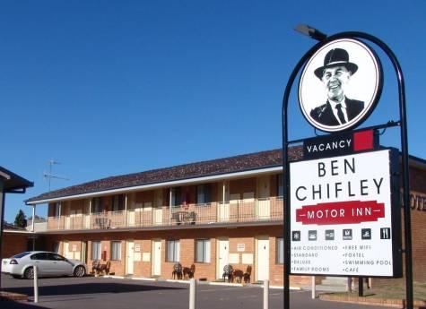 Exterior - Ben Chifley Motor Inn
