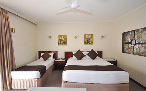 Twin room - Best Western Alexander Motel