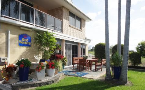 exterior - Best Western Ambassador Motor Lodge