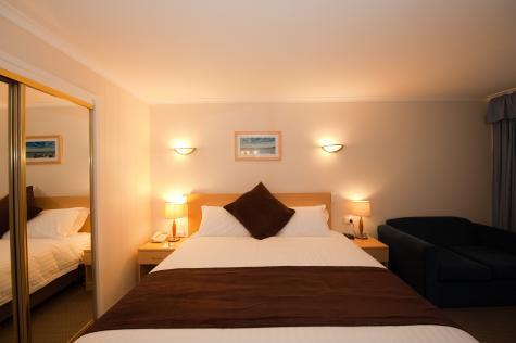 King room - Best Western Balmoral Motor Inn