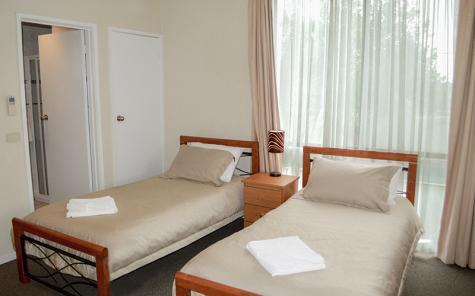 Twin room - Best Western Governor Gipps Motor Inn
