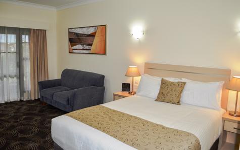 Guest Room - Heritage Motor Inn Corowa