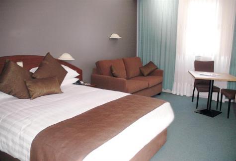 Deluxe queen - Best Western Hospitality Inn Esperance