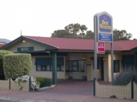 Exterior - Best Western Melaleuca Motel and Apartments